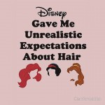 Disney Gave Me Unrealistic Expectations About Hair