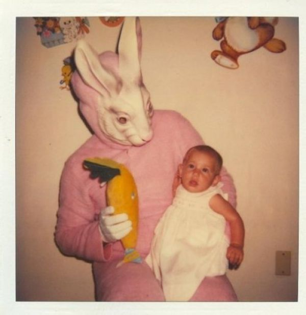 Creepy Easter Bunny #2