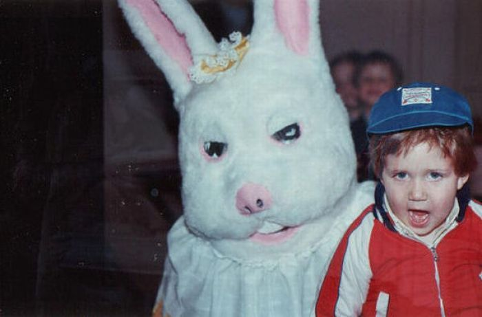 Creepy Easter Bunny #3