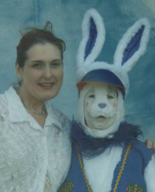 Creepy Easter Bunny #4