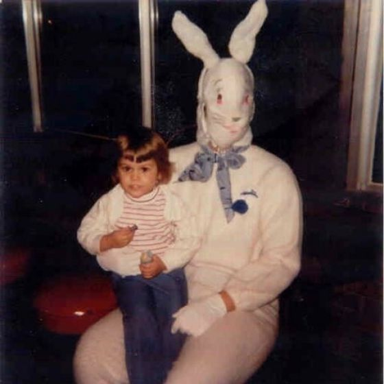 Creepy Easter Bunny #5