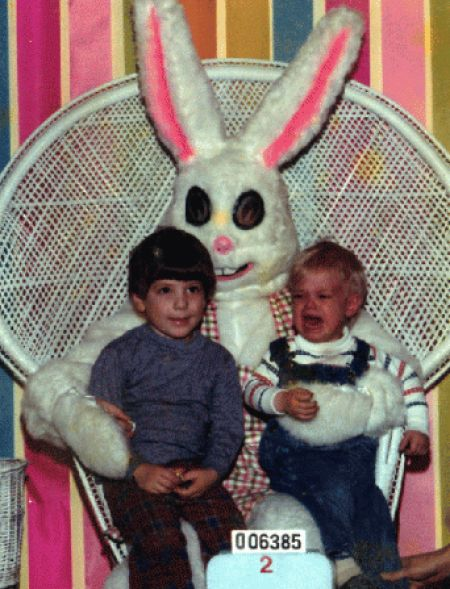 Creepy Easter Bunny #7