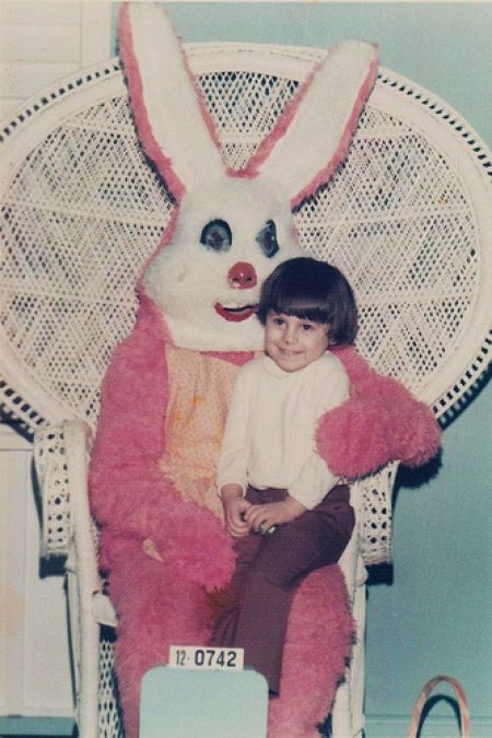 Creepy Easter Bunny #9