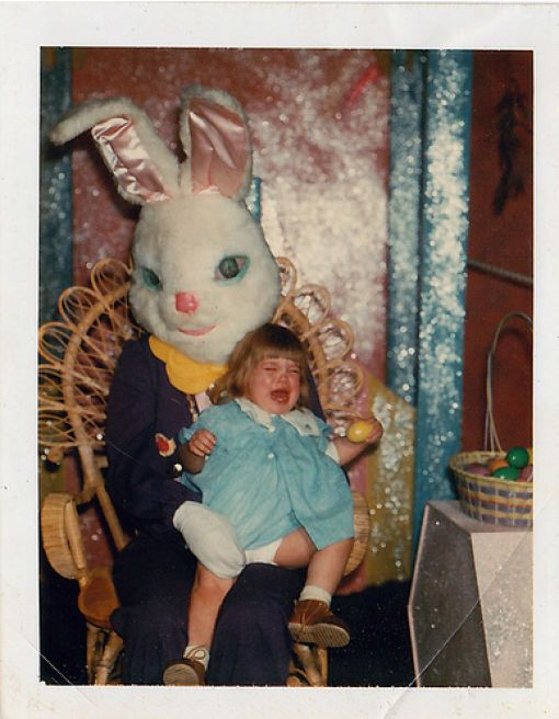 Creepy Easter Bunny #10