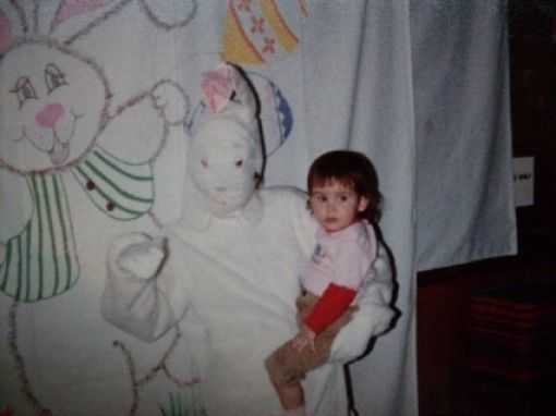 Creepy Easter Bunny #11