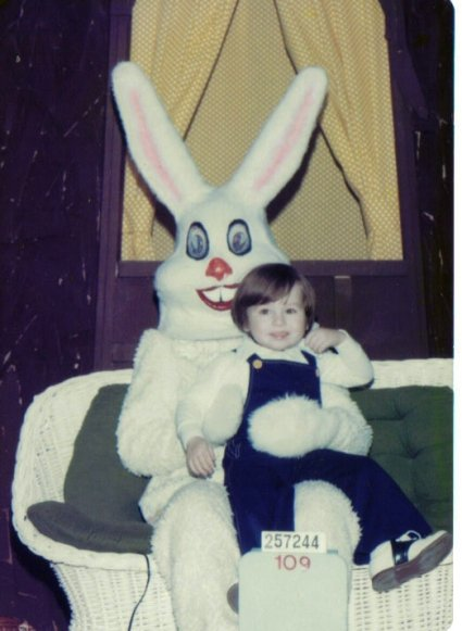 Creepy Easter Bunny #12