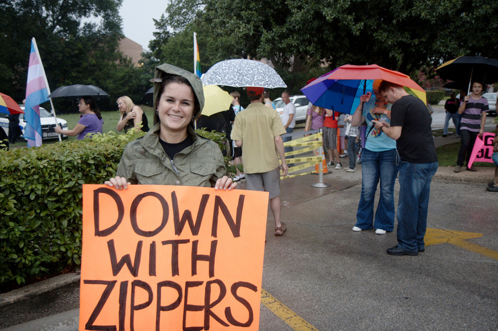 Down With Zippers!