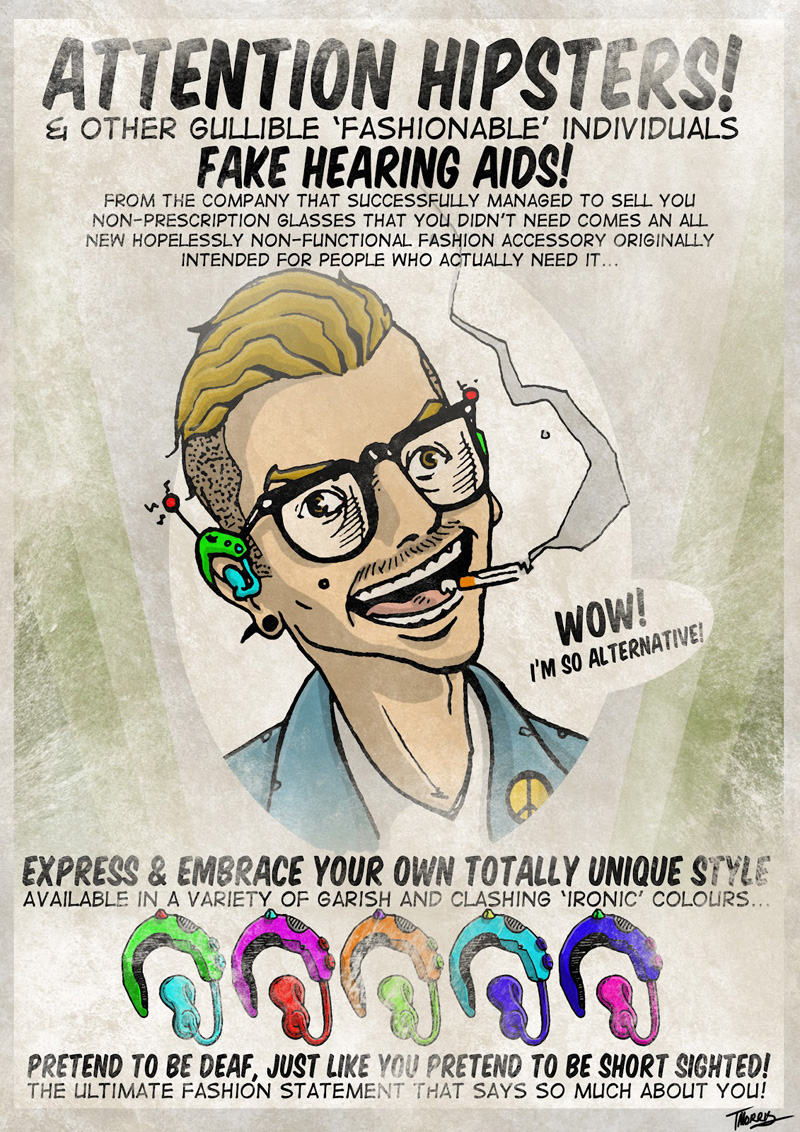 Hey Hipsters! Check This Out!