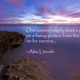 My Favorite Quote by Abe Lincoln