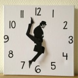 Ministry of Silly Walks (Clock Edition)