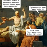 The Birth of Philosophy