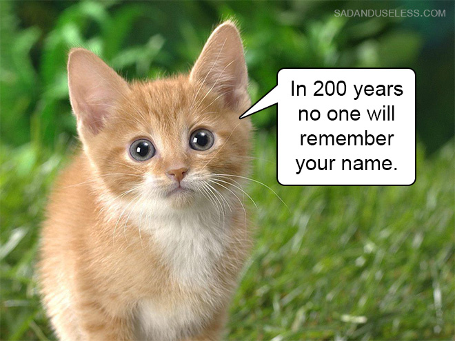 Hard Truths From Baby Animals