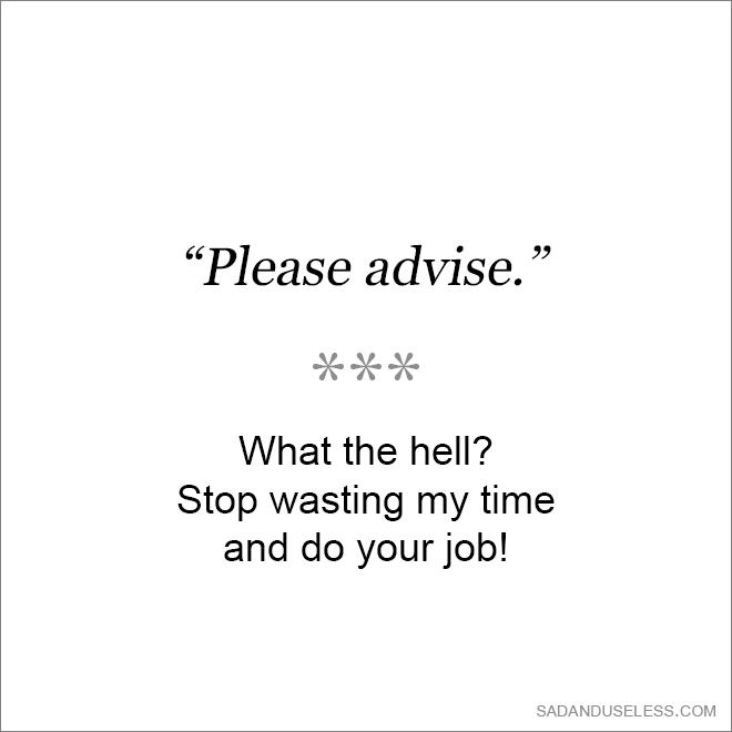 Please advise.