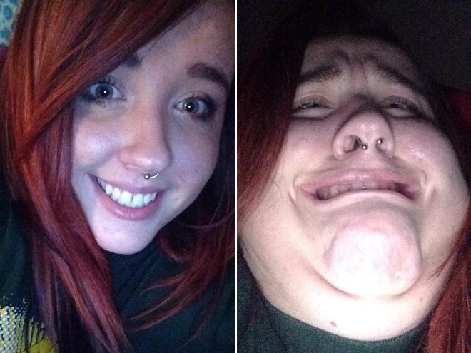 Same girl, different angle.
