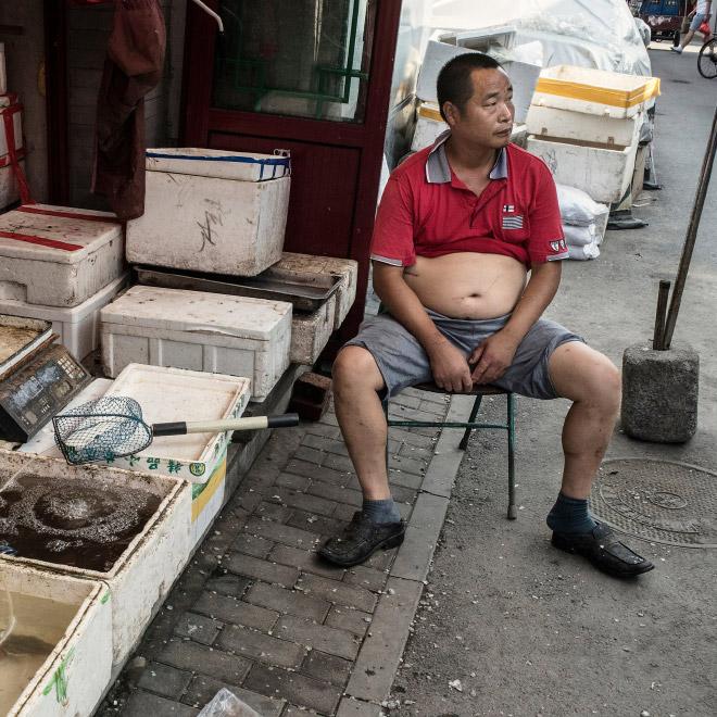 Hilarious example of Beijing bikini.