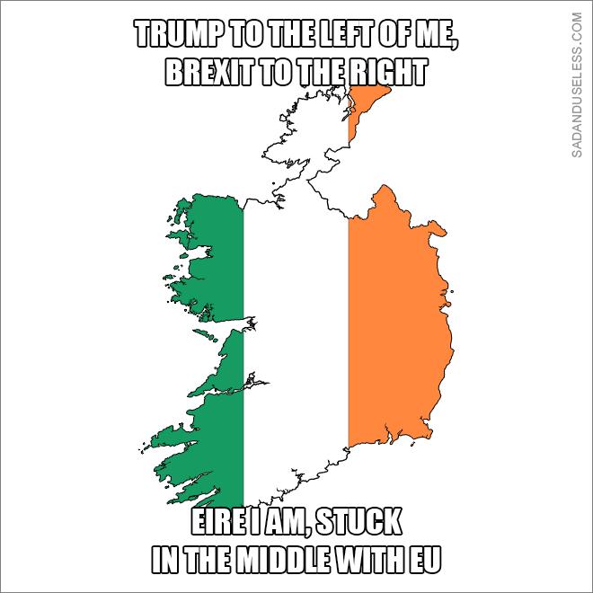 Poor Ireland...