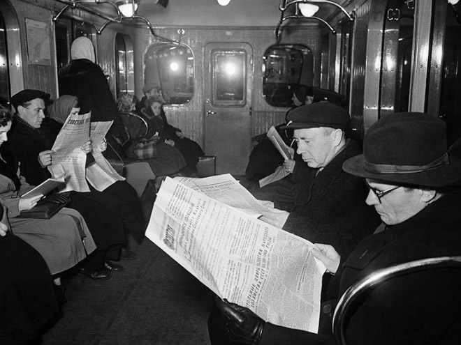 Don't you miss the old days before smartphones ruined human interaction?