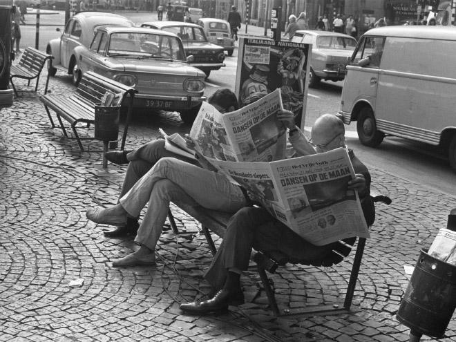 Life before smartphones.