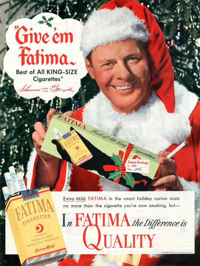 Give 'em Fatima!