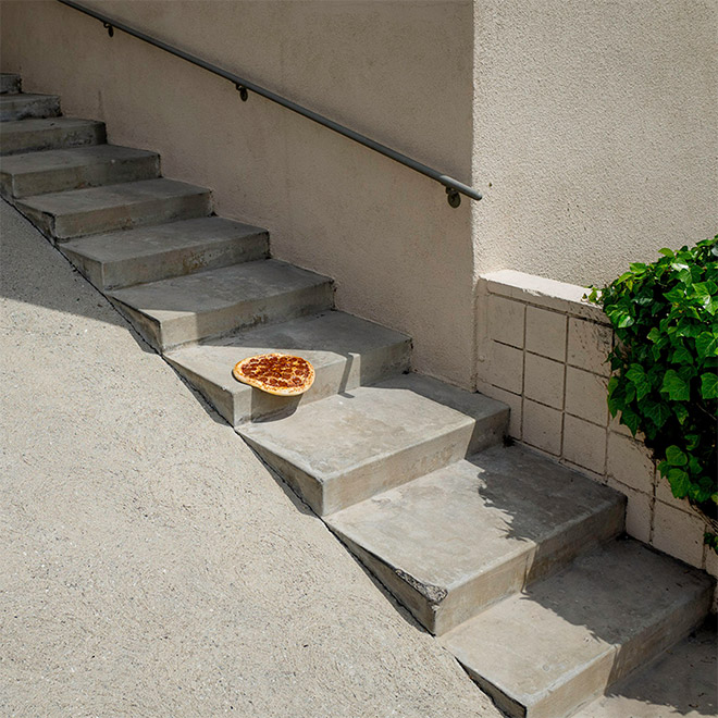 Free pizza. Anyone interested?