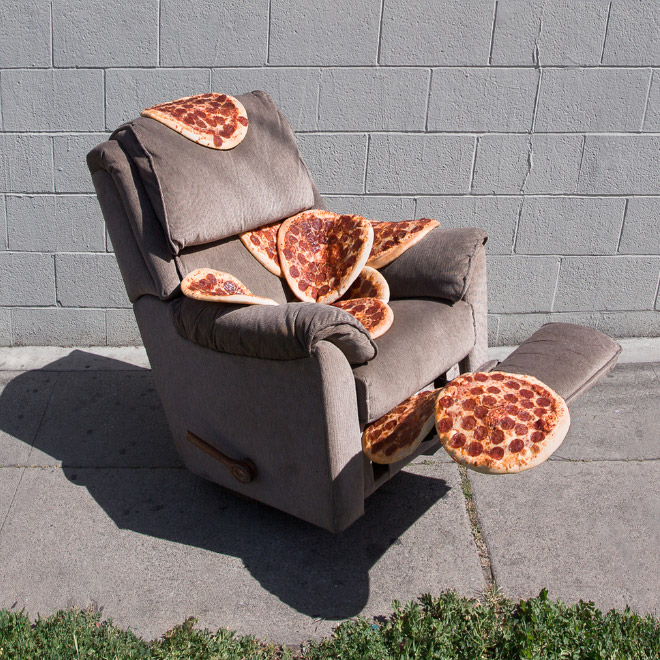 My favorite chair.