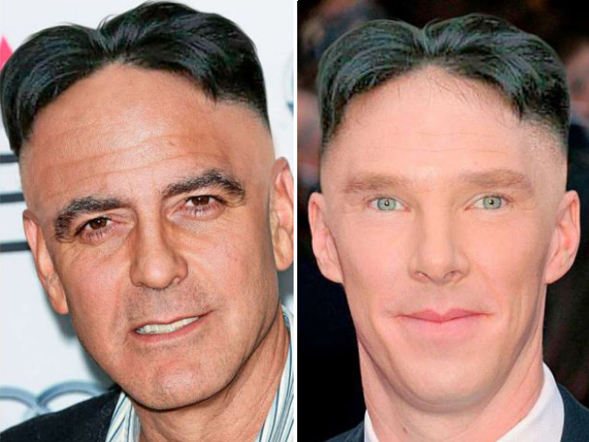 They look amazing with Kim Jong-Un haircuts.