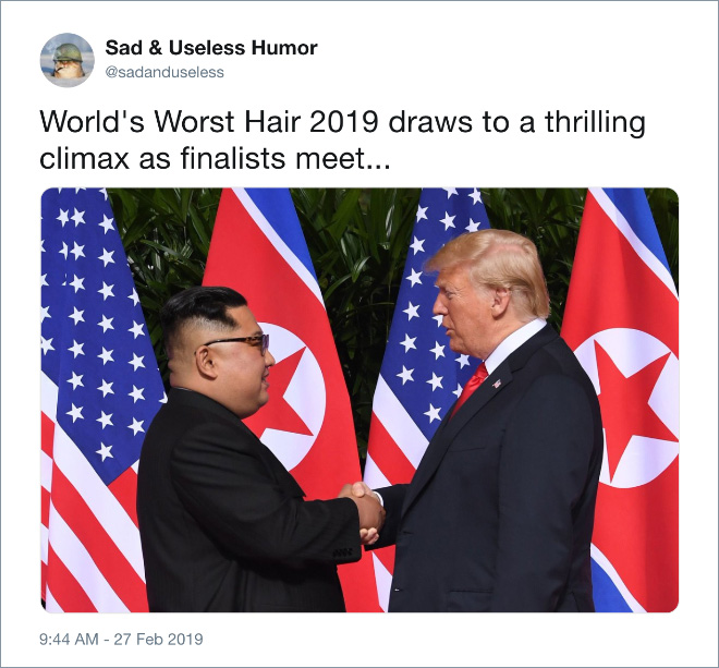 World's Worst Hair 2019 draws to a thrilling climax as finalists meet...