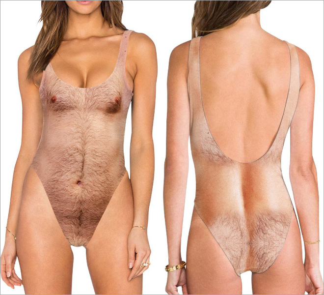 Would you be brave enough to wear this?