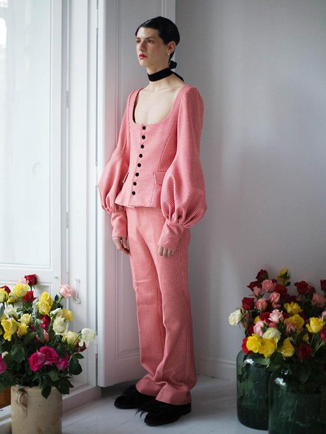 Beautiful male fashion example.