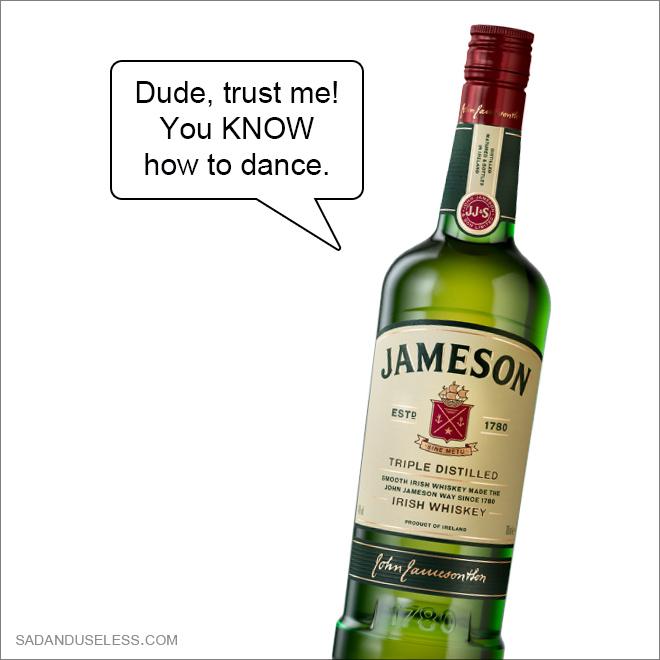 Dude, trust me...