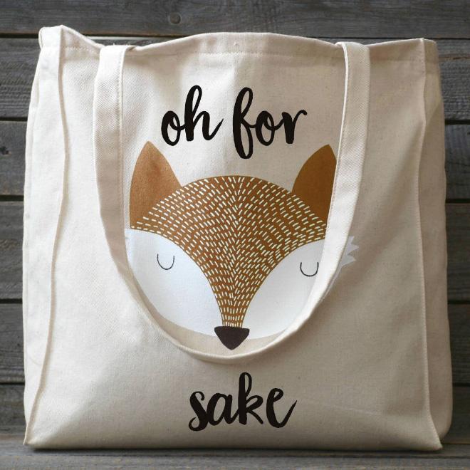 Oh for fox sake!