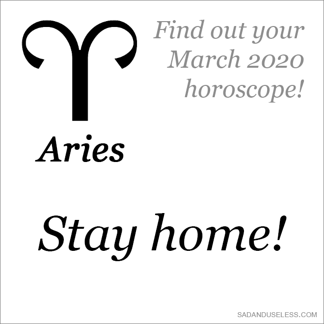 Your Match 2020 horoscope.