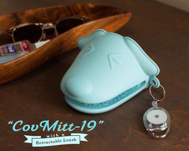 Covid-19 mitten.