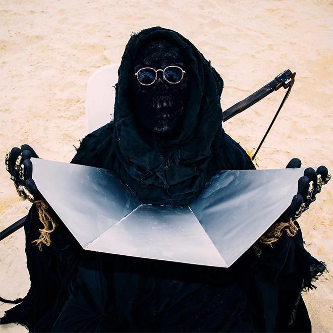 The Swim Reaper.