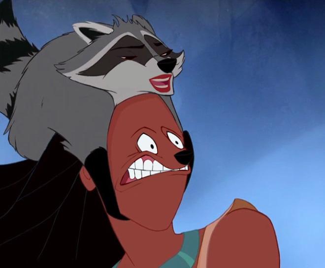 Disney face swap.
