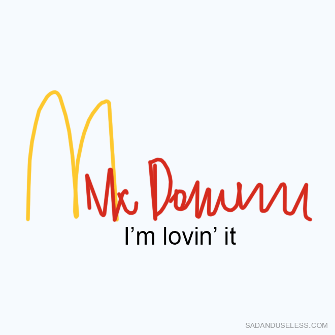 If doctors designed logos...