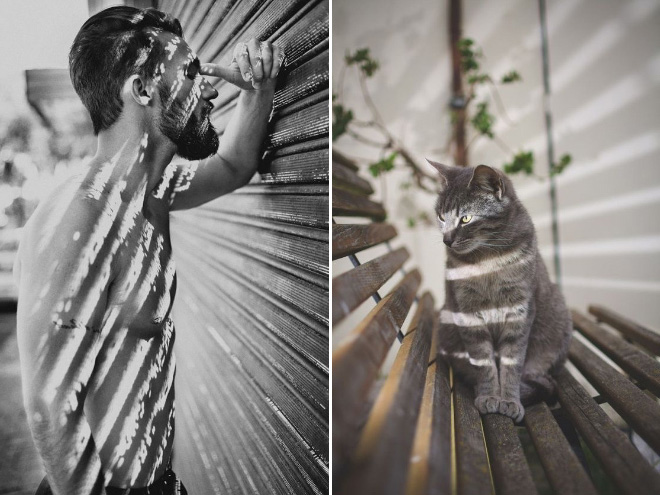 Who is a better model?