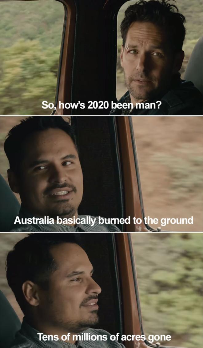 Recap of 2020 so far...