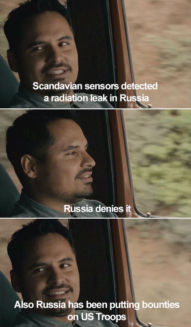 Russia in 2020.
