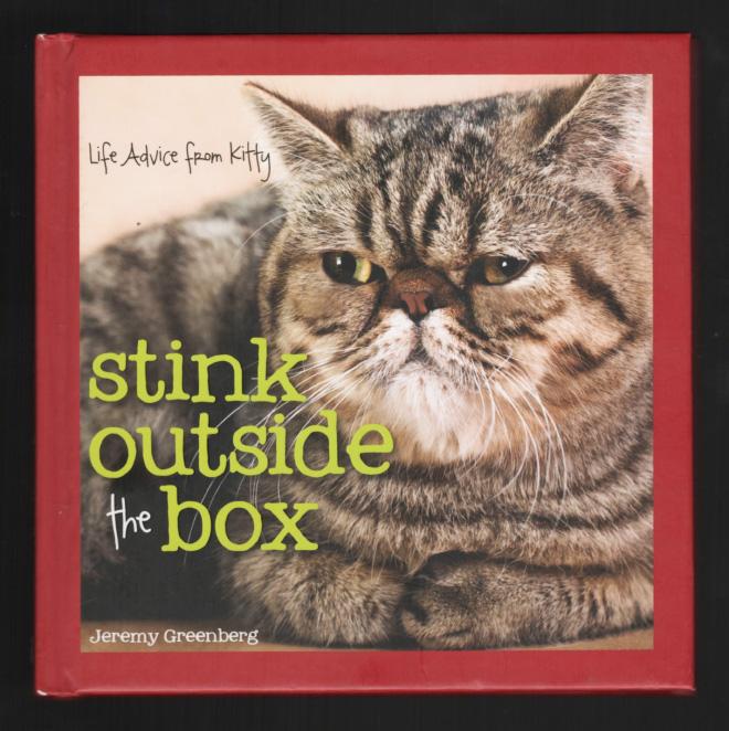 """""""Stink Outside The Box"""" by Jeremy Greenberg"""